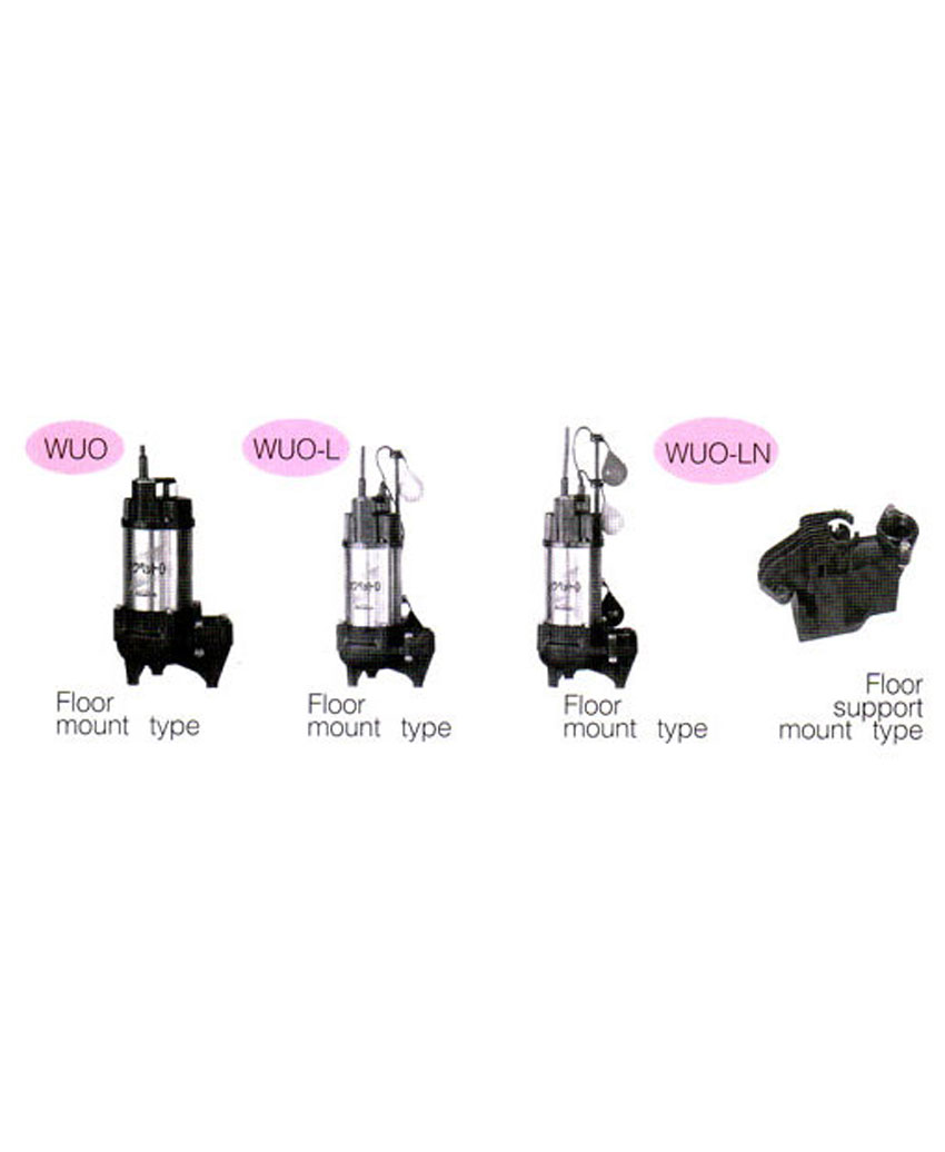 WUO (Submersible Vortex Pump)